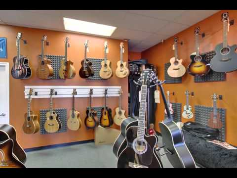 Infinity Guitars | Houston, TX | Guitar Shop