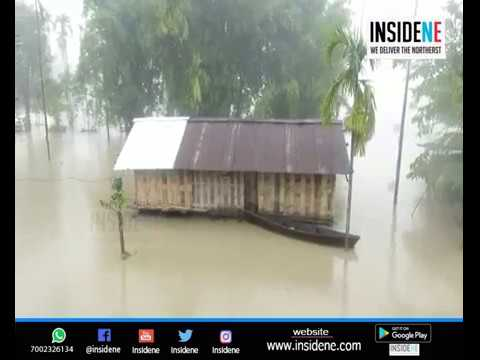 Union 'Jal Shakti' Minister Reviews Flood Situation In Assam
