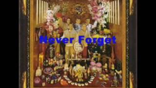 NEVER FORGET (KARAOKE) - Take That