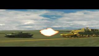 M1 Tank Platoon 2 - Training - Tactics