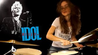 Download Rebel Yell (Billy Idol); Drum Cover by Sina
