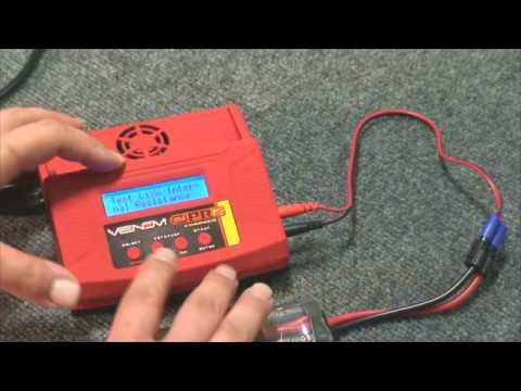 Venom Pro2 Charger LiPO & NiMH Battery Charging Basics