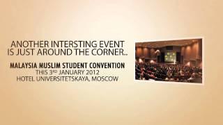 Promo 2.0 Konvesyen Pelajar Muslim Malaysia, Moscow 2012
