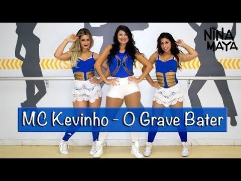 O GRAVE BATER - MC Kevinho - by NinaMaya