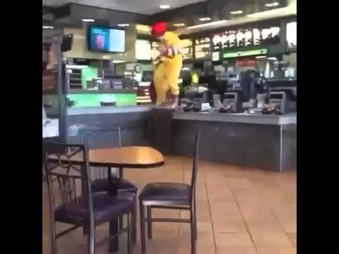 Ronald McDonald-