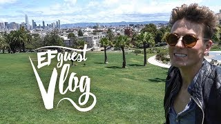 """""""4 great areas of San Francisco"""" by Cameron Phillips  – EF Guest Vlog"""