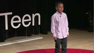 Outside the Box: Caine Monroy at TEDxTeen