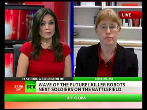 Killer robots to replace soldiers by 2035