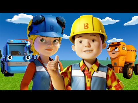 Bob the Builder | Bob's big surprise \ Birthday Party! ⭐New Episodes | Compilation ⭐Kids Movie
