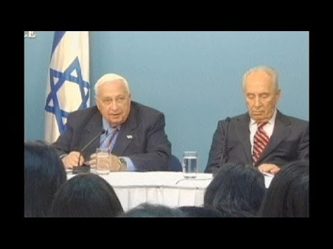 Israel Mourns Former Prime Minister Ariel Sharon