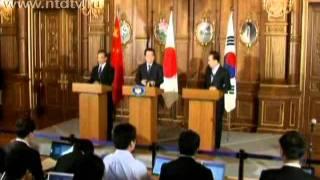 Лидер Северной Кореи Ким Чен Ир посещает Китай