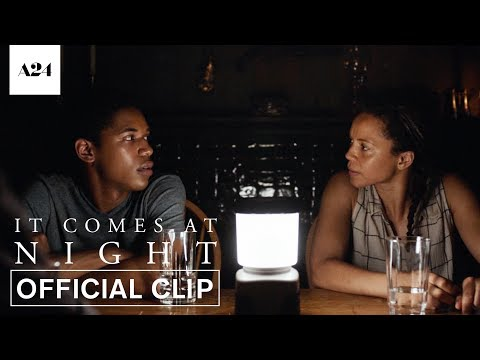 Download Youtube: It Comes At Night | Who Opened The Door | Official Clip HD | A24