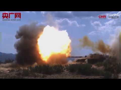 China  Anti tank missile  HJ-10  HJ-12