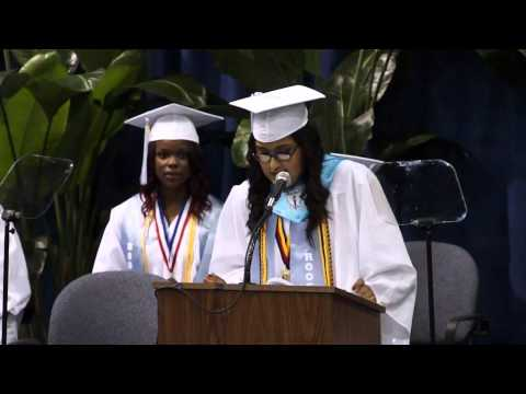 Roosevelt High School Graduation 2014