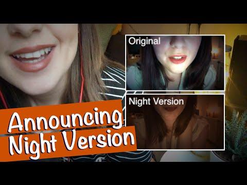 "How My ""Night Version🌙"" Videos Help You Sleep ℹ️ Announcement & Update 😴"