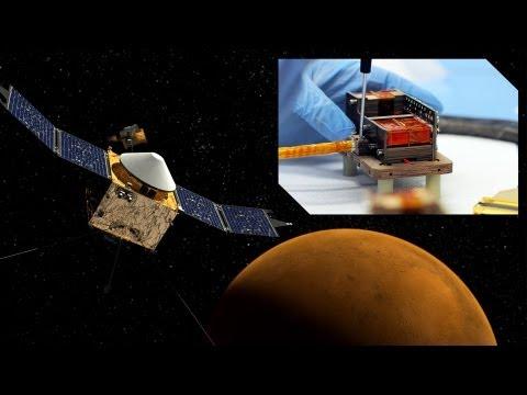 NASA | MAVEN Magnetometer
