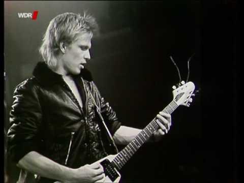 Michael Schenker Group Rockpalast 1981 Hamburg Markthalle