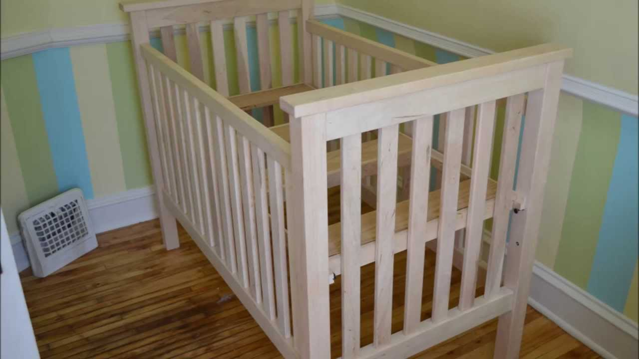 Building a crib - YouTube