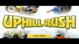 Uphill Rush Full Gameplay Walkthrough