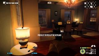 PAYDAY 2 - Hoxton Revenge Normal Solo Stealth