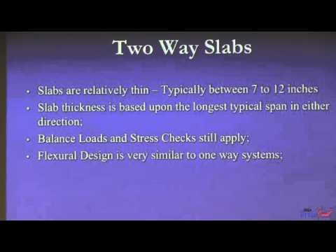 Design of Prestressed Concrete Lecture #17 2015 - Dirk Bondy