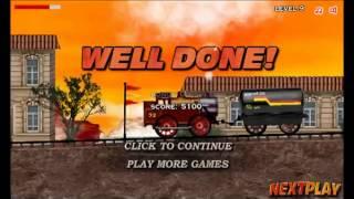 Train Mania [Monster Truck Train Games]