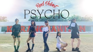 [KPOP DANCE IN PUBLIC] 레드벨벳 Red Velvet - Psycho (사이코) Dance …