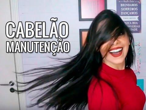 #VEDA20 - CABELÃO!!! Manutenção