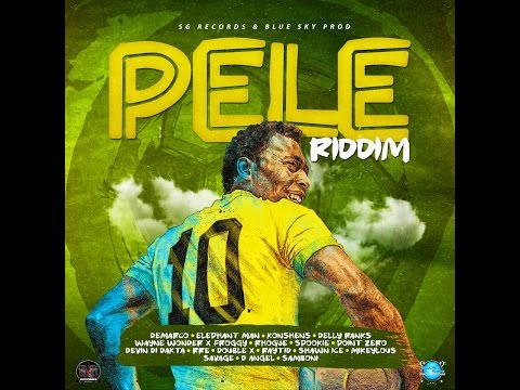 ♪PELE RIDDIM PROMO MIX FEBRUARY 2017║DEMARCO║SHAWN ICE║KONSHENS- SG RECORDS & BLUE SKY PRODUCTION