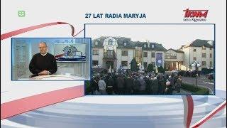 XXVII Rocznica Powstania Radia Maryja: Pozdrowienia pielgrzymów cz.I