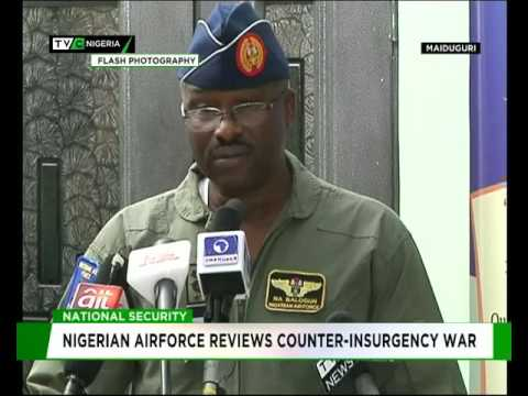 AIRFORCE IN MAIDUGURI