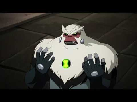 Ben 10: Heroes United - [ Shocksquatch's First Appearance/ Transformation Ever!!!] {60FPS HD}