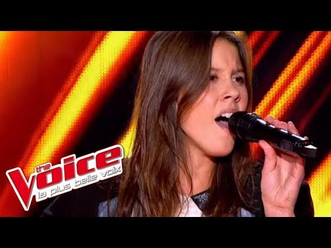 Rihanna – Don't Stop the Music | Fanny Leeb | The Voice Fran