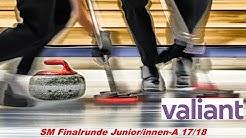 SM Finalrunde Juniorinnen+Junioren-A 17/18 │Zug  :  Solothurn
