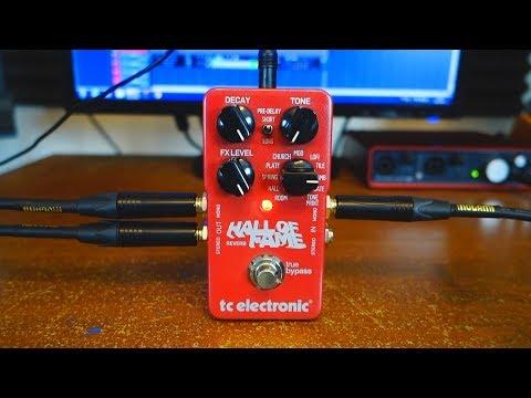 TC Electronic Hall