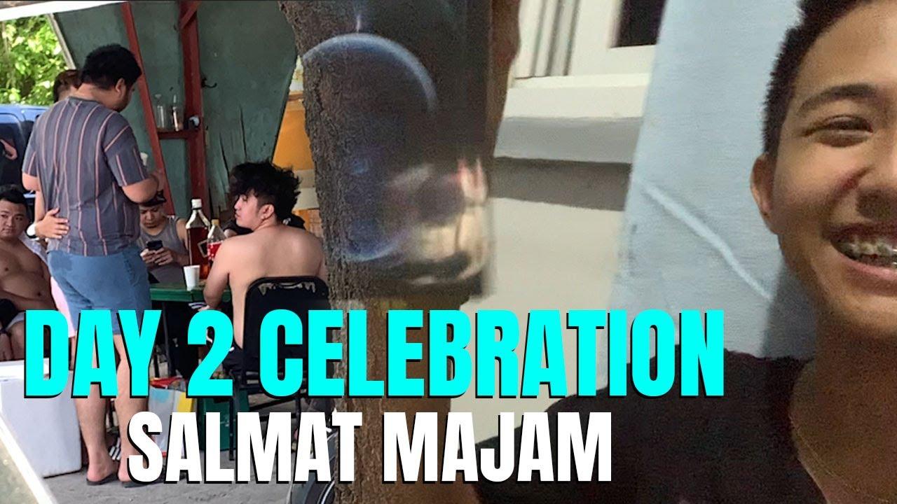DAY 2 CELEBRATION | DUMATING NA ANG IPHONE 12 PRO MAX | SALAMAT MAJAM