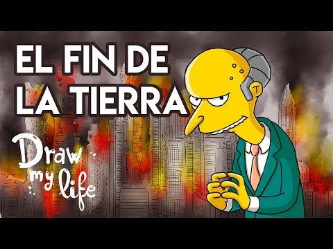 El FIN del MUNDO se ACERCA #DiaDeLaTierra| Draw My Life
