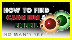 How to ACTUALLY Find Cadmium & Emeril in No Man's Sky: Next Update!