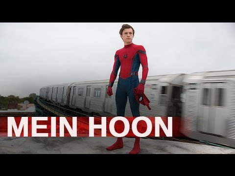 SPIDERMAN HOMECOMING MEIN HOON BY SANAM