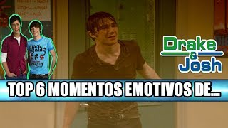 TOP 6 MOMENTOS EMOTIVOS DE DRAKE Y JOSH | Full HD 4k