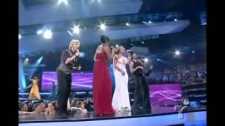 Yuridia - Opening Premios Billboard Latino 2008