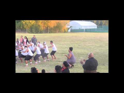 Ashley Tonga at O.C Fkhateu: Tongan Group