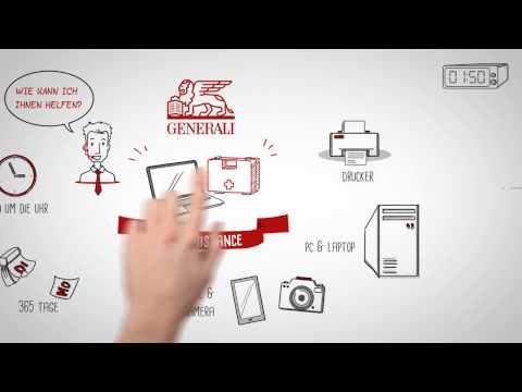Generali IT Assistance   Produktfilm   Generali Gruppe Österreich