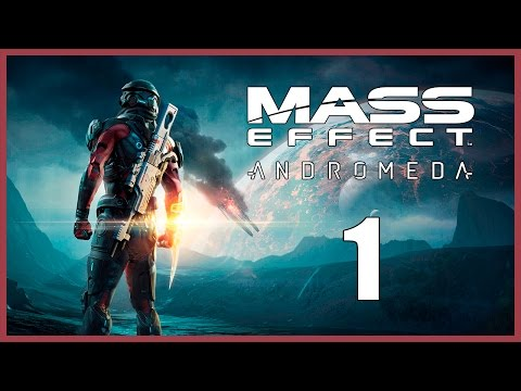 Mass Effect Andromeda - Parte 1 Español - Walkthrough / Let's Play