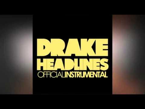 Drake - Headlines [Official Instrumental] +Download