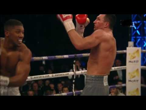 Anthony Joshua vs Wladimir Klitschko IBF & WBA Heavyweight REVIEW