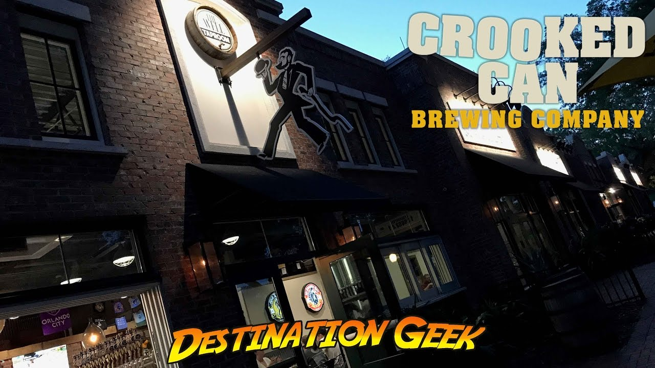 crooked can brewing company in winter garden florida fl