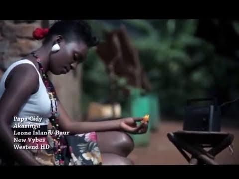 Akazinga _ Papa Cidy (Official Video 2013)