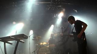 Disco Ensemble - Fresh New Blood (Live @ Tampere, Klubi) 250415
