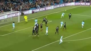 What a goal by otamendi- manchester city vs west ham united
